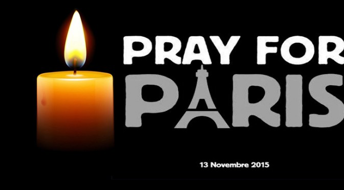 Pray for Paris (Priez pour Paris)