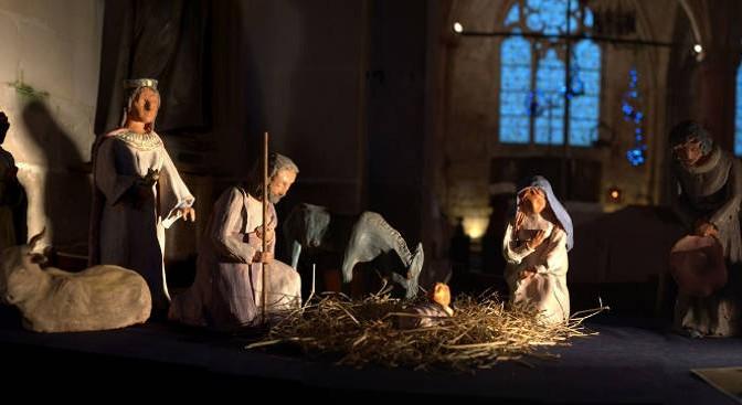 Noël : Dieu parmi les hommes