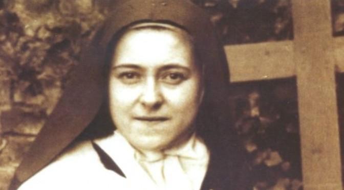 Ste Thérèse Lisieux – Dix attitudes intérieures – Conférences données par le Père Dominique AUZENET