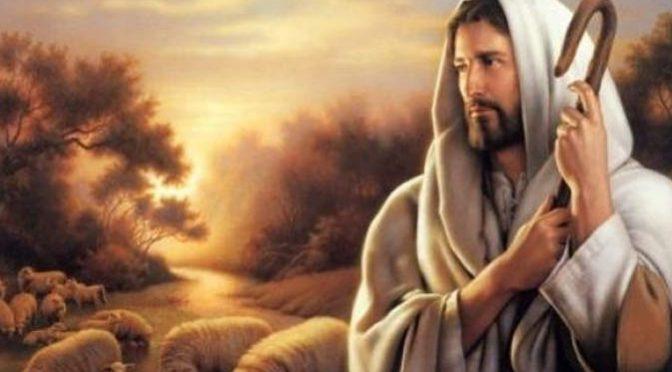 Jésus le Bon Pasteur
