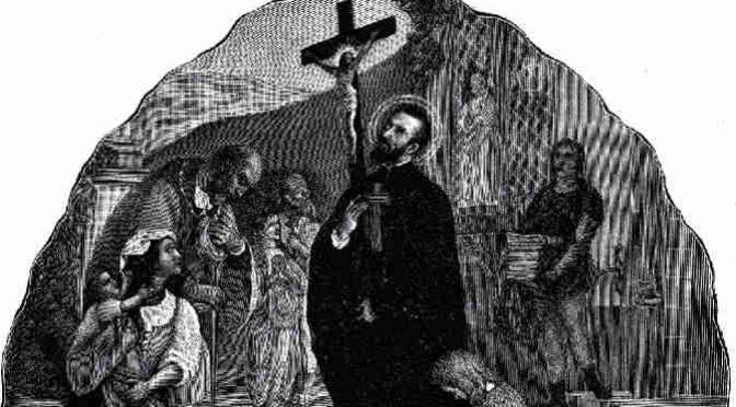 Des saints témoins de la miséricorde – Miséricorde Divine – Conf. P. AUZENET