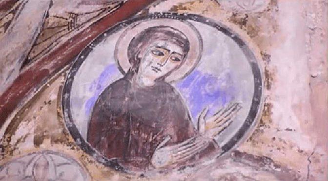 Prière à l'ange gardien – Macaire l'Égyptien (+390)