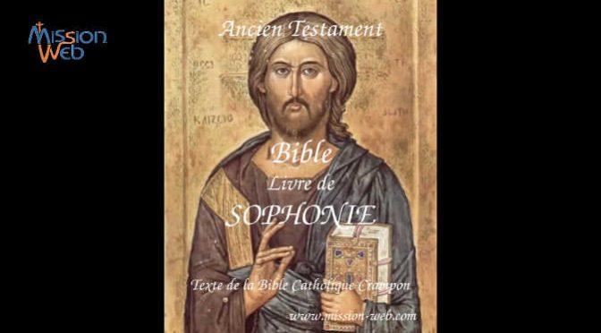 Bible – Livre de Sophonie