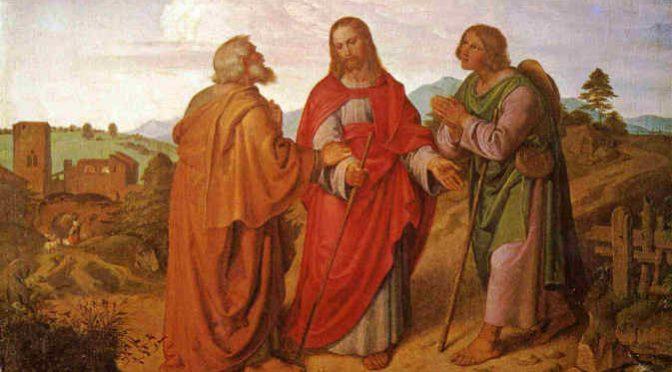 Bible – Apparitions de Jésus – Emmaüs – Évangile selon St Luc chapitre 24