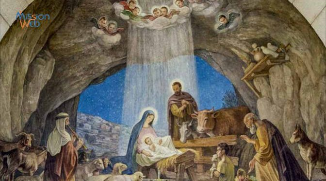 La Nativité –  Evangile selon St Luc Ch2 v.1-20 (vidéo)